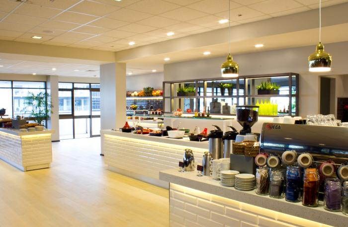 Rydges Plaza Cairns Breakfast Bar