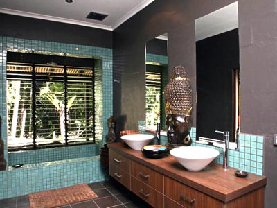 Executive Villa Bathroom