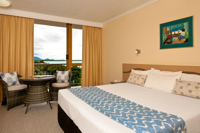 Pacific Hotel Cairns Executive Room
